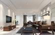 Sofa góc phòng khách ấn tượng hơn với tranh treo tường